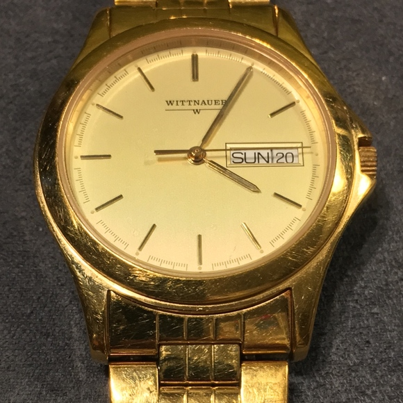 Wittnauer Watch Value >> Vintage Wittnauer Watch Rare Color